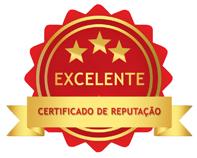 Certificados de reputação da página